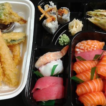 Sushi Dinner Combination