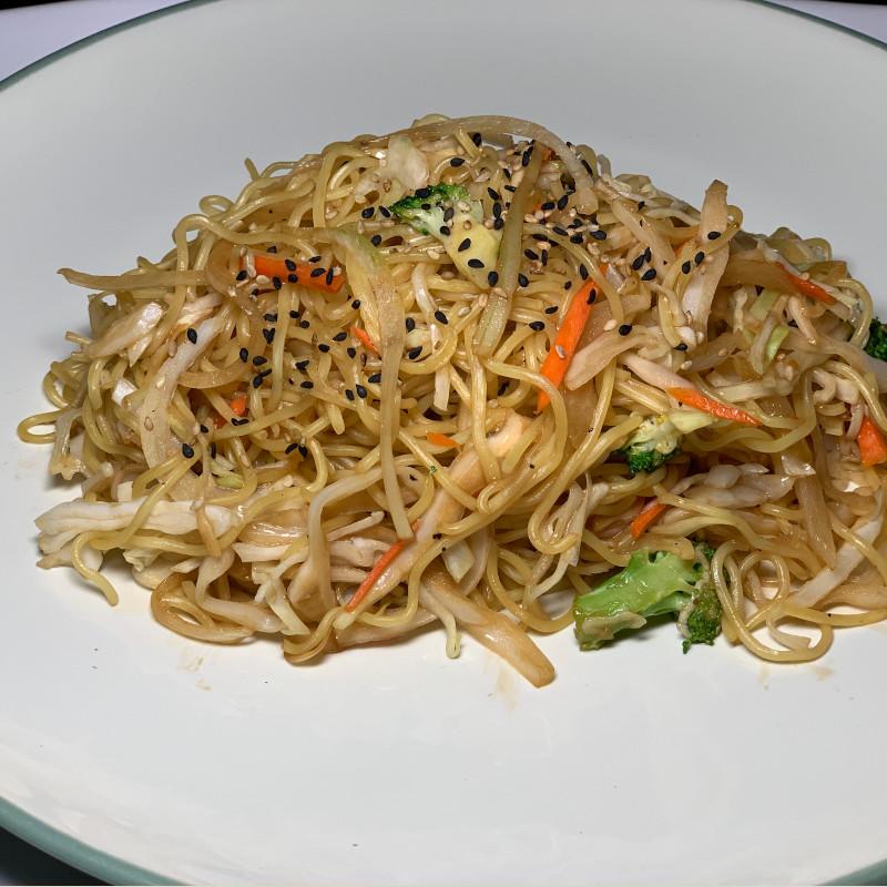 Fried Noodles Menu
