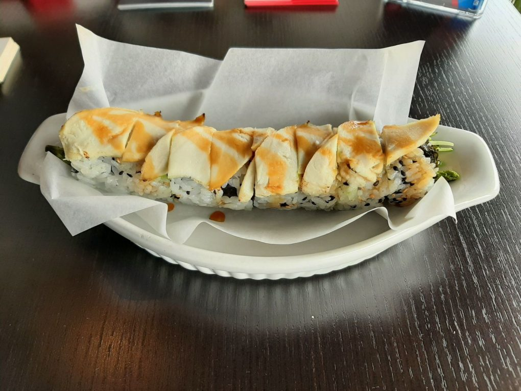 North Pole Roll - 8 Pieces of Baked Roll